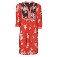 textil Dam Korta klänningar Derhy SARRIETTE Röd