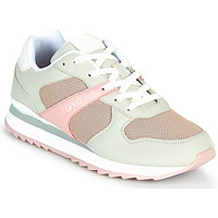 Skor Dam Sneakers Esprit AMBRO Grön / Rosa