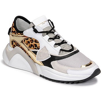 Skor Dam Sneakers Philippe Model EZE Flerfärgad