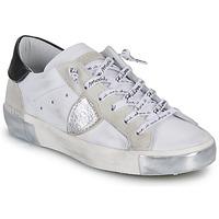 Skor Dam Sneakers Philippe Model PARIS Vit