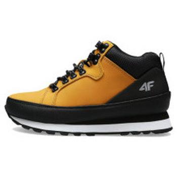 Skor Barn Höga sneakers 4F JOBMW002 Gula
