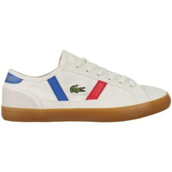 Skor Dam Sneakers Lacoste Sideline Vit