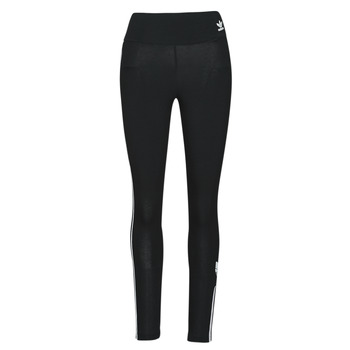 textil Dam Leggings adidas Originals HW TIGHTS Svart