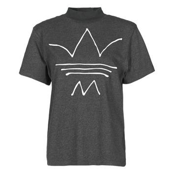 textil Dam T-shirts adidas Originals TEE Svart