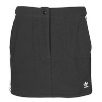 textil Dam Kjolar adidas Originals FLEECE SKIRT Svart