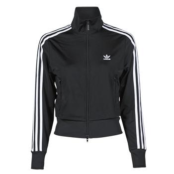 textil Dam Sweatjackets adidas Originals FIREBIRD TT PB Svart