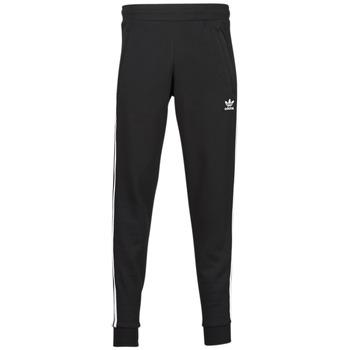 textil Herr Joggingbyxor adidas Originals 3-STRIPES PANT Svart