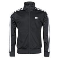 textil Herr Sweatjackets adidas Originals FBIRD TT Svart