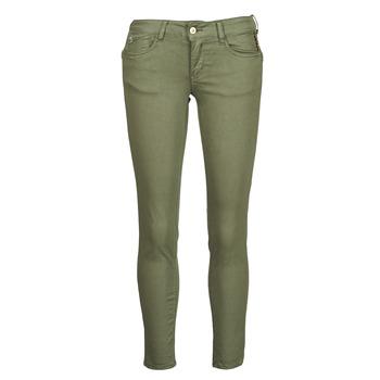 textil Dam Chinos / Carrot jeans Le Temps des Cerises PULP HILL Kaki