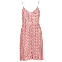 textil Dam Korta klänningar Le Temps des Cerises SIERO Röd