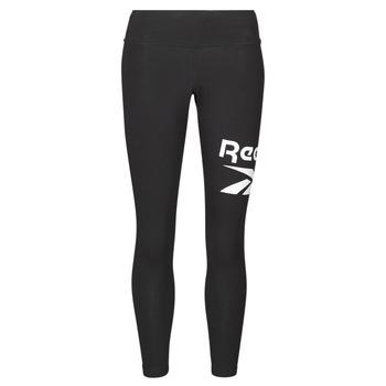 textil Dam Leggings Reebok Classic RI BL COTTON LEGGING Svart