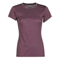 textil Dam T-shirts adidas Performance W Tivid Tee Violett
