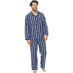 textil Herr Pyjamas/nattlinne Tom Franks  Marinblått