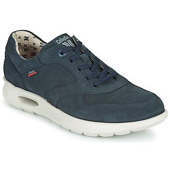 Skor Herr Sneakers CallagHan WASSER Blå