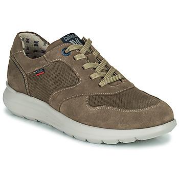 Skor Herr Sneakers CallagHan WASSER Beige