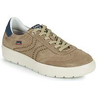 Skor Herr Sneakers CallagHan RED Beige