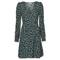 textil Dam Korta klänningar Naf Naf LEO R1 Leo / Svart / Grön