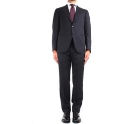 textil Herr Kostymer Cesare Attolini AUS30PUZ3APWA02 Blue