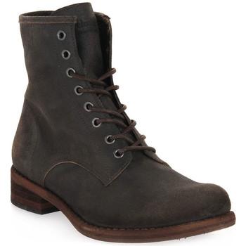 Skor Herr Boots Felmini NOUMERAT TOPO Grigio