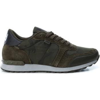 Skor Herr Sneakers Xti 49226 KAKI Verde oscuro
