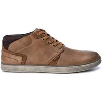 Skor Herr Boots Xti 69081 CAMEL Marrón claro