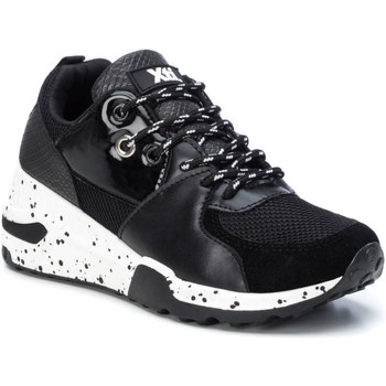 Skor Dam Sneakers Xti 49595 NEGRO Negro