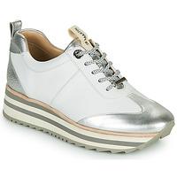 Skor Dam Sneakers JB Martin 4CANDIO Silver / Vit