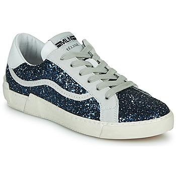 Skor Dam Sneakers Meline NKC1395 Marin