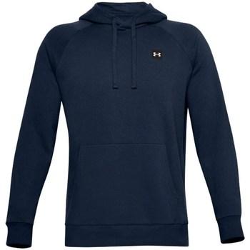textil Herr Sweatshirts Under Armour Rival Fleece Hoodie Grenade