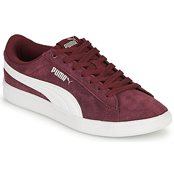 Skor Dam Sneakers Puma VIKKY Bordeaux