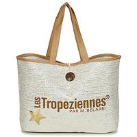Väskor Dam Shoppingväskor Les Tropéziennes par M Belarbi PANAMA Beige