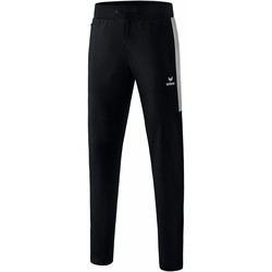 textil Herr Joggingbyxor Erima Pantalon  Worker Squad noir/blanc
