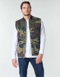 textil Herr Vindjackor Levi's BIXBITE DEMITASSE Kaki