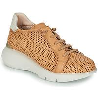 Skor Dam Sneakers Hispanitas TELMA Kamel / Beige