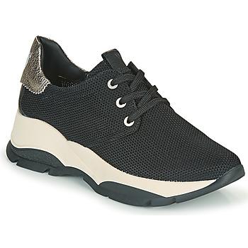 Skor Dam Sneakers Hispanitas ANDES Svart