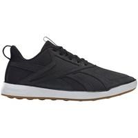 Skor Herr Sneakers Reebok Sport Ever Road Dmx 30 Lthr Vit, Svarta