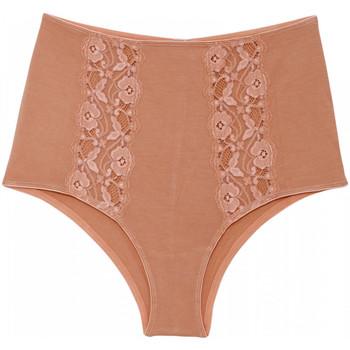 Underkläder Dam Trosor Underprotection BB1010 MIA HIPSTER TAN Beige