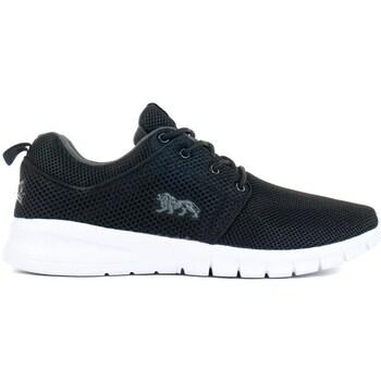 Skor Herr Sneakers Lonsdale Sivas 2 Svarta, Gråa