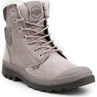 Skor Höga sneakers Palladium Manufacture Pampa Sport Cuff WPS 72992-070-M grey