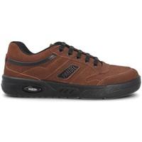 Skor Herr Sneakers Paredes 1321 brun