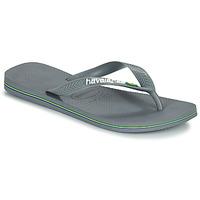 Skor Flip-flops Havaianas BRASIL Grå