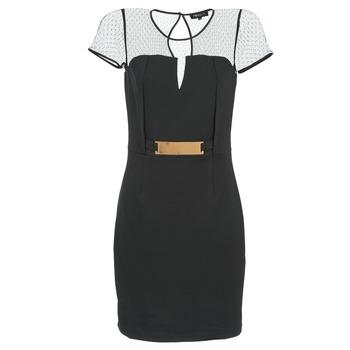 textil Dam Korta klänningar Morgan ROULA Svart
