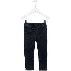textil Flickor 5-ficksbyxor Losan 726 9000AD Blå