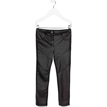 textil Flickor Leggings Losan 724 6791AB Svart
