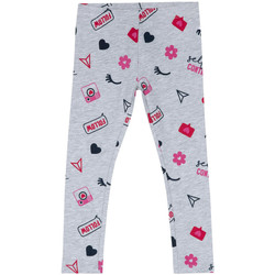 textil Flickor Leggings Chicco 09025865000000 Grå