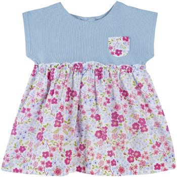 textil Flickor Korta klänningar Chicco 09003412000000 Blå