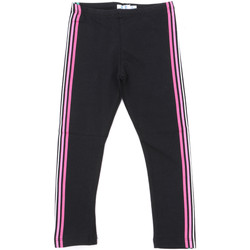 textil Flickor Leggings Melby 70F5655 Svart