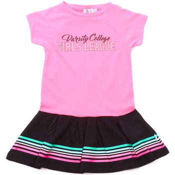 textil Flickor Korta klänningar Melby 70A5705 Rosa