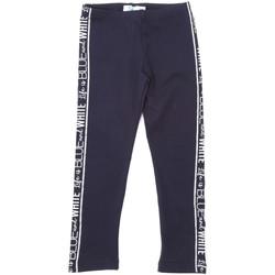 textil Flickor Leggings Melby 70F5655 Blå