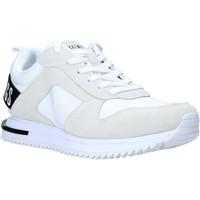 Skor Herr Sneakers Bikkembergs B4BKM0028 Vit